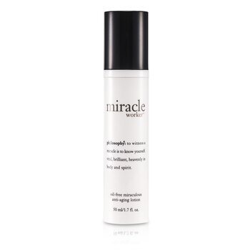 Philosophy Miracle Worker Oil-Free Miraculous Anti-Aging Lotion  50ml/1.7oz