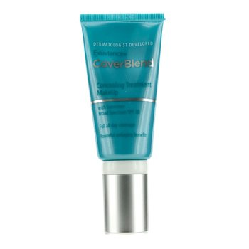 Exuviance Coverblend Concealing Treatment Makeup SPF30 - # Bisque  30g/1oz