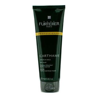 Rene Furterer Carthame Gentle Hydro-Nutritive Mask - For Dry Hair (Salon Product)  250ml/8.45oz