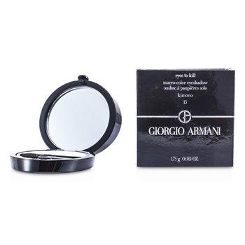 Giorgio Armani Eyes to Kill Solo Eyeshadow - # 13 Kimono  1.75g/0.061oz