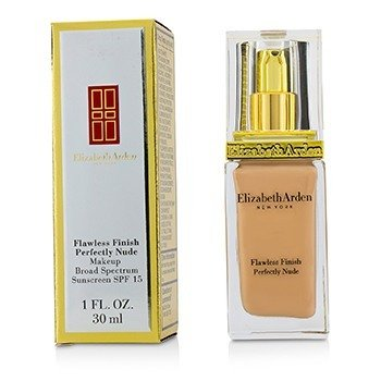 Elizabeth Arden Flawless Finish Perfectly Nude Makeup SPF 15 - # 03 Vanilla Shell  30ml/1oz