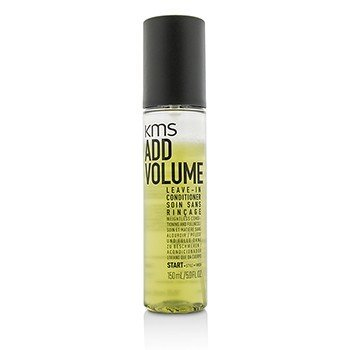 KMS California Add Volume Leave-In Conditioner (Weightless Conditioning and Fullness)  150ml/5oz