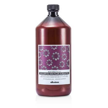 Davines Natural Tech Replumping Hair Filler Superactive Serum (For All Hair Types)  1000ml/33.8oz