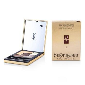 Yves Saint Laurent Couture Palette (5 Color Ready To Wear) #04 (Saharienne)  5g/0.18oz