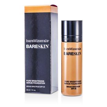BareMinerals BareSkin Pure Brightening Serum Foundation SPF 20 - # 11 Bare Latte  30ml/1oz