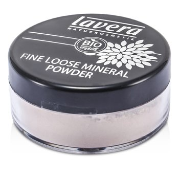 Lavera Fine Loose Mineral Powder - # Transparent  8g/0.3oz