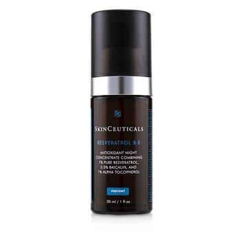 Skin Ceuticals Resveratrol B E Antioxidant Night Concentrate  30ml/1oz