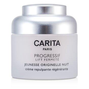 Carita Progressif Lift Fermete Genesis Of Youth Night Regenation Re-plumping Cream  50ml/1.75oz