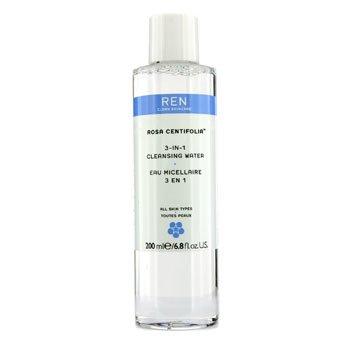 Ren Rosa Centifolia 3-In-1 Cleansing Water (All Skin Types)  200ml/6.8oz