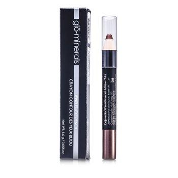 GloMinerals Jeweled Eye Pencil - # Bejeweled Bronze  1.6g/0.055oz