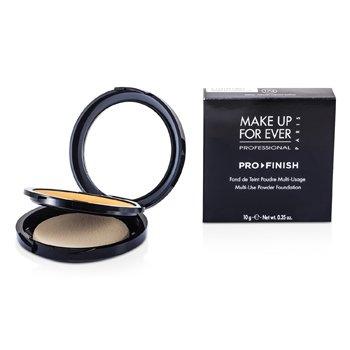 Make Up For Ever Pro Finish Multi Use Powder Foundation - # 174 Neutral Saffron  10g/0.35oz
