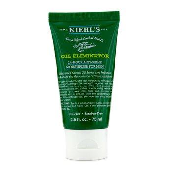 Kiehl's Men's Oil Eliminator 24-Hour Anti-Shing Moisturizer  75ml/2.5oz