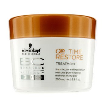 Schwarzkopf BC Time Restore Q10 Plus Treatment (For Mature and Fragile Hair)  200ml/6.8oz