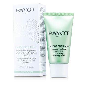 Payot Expert Purete Masque Purifiant - Moisturizing Matifying Mask  50ml/1.6oz