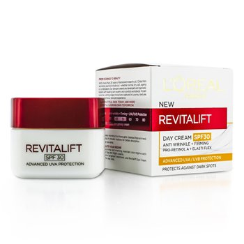 L'Oreal Revitalift Day SPF 30 (Anti Wrinkle + Firming)  50ml/1.7oz