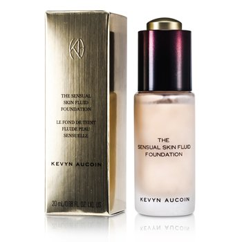 Kevyn Aucoin The Sensual Skin Fluid Foundation - # SF02  20ml/0.68oz