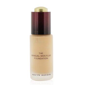 Kevyn Aucoin The Sensual Skin Fluid Foundation - # SF07  20ml/0.68oz