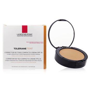 La Roche Posay Toleriane Teint Compact Cream Foundation SPF 35 - 15 Gold  9g/0.31oz