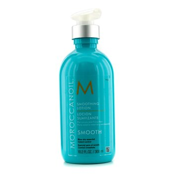 Moroccanoil Smoothing Lotion (For Unruly and Frizzy Hair)  300ml/10.2oz