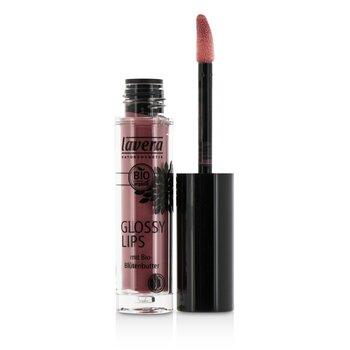 Lavera Glossy Lips - # 09 Delicious Peach  6.5ml/0.2oz