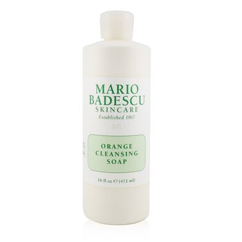 Mario Badescu Orange Cleansing Soap - For All Skin Types  472ml/16oz