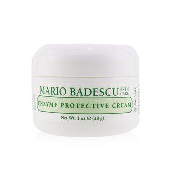 Mario Badescu Enzyme Protective Cream - For Combination/ Dry/ Sensitive Skin Types  29ml/1oz