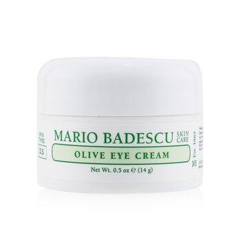 Mario Badescu Olive Eye Cream - For Dry/ Sensitive Skin Types  14ml/0.5oz