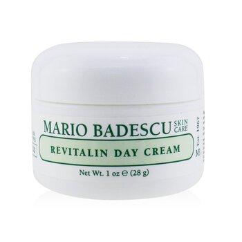 Mario Badescu Revitalin Day Cream - For Dry/ Sensitive Skin Types  29ml/1oz