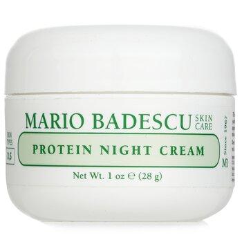 Mario Badescu Protein Night Cream - For Dry/ Sensitive Skin Types  29ml/1oz