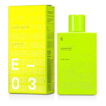 Escentric Molecules Escentric 03 Body Wash  200ml/7oz