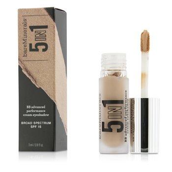BareMinerals BareMinerals 5 In 1 BB Advanced Performance Cream Eyeshadow Primer SPF 15 - Blushing Pink  3ml/0.1oz