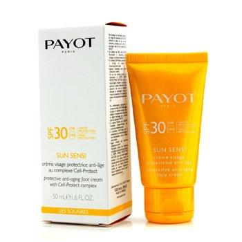 Payot Les Solaires Sun Sensi - Protective Anti-Aging Face Cream SPF 30  50ml/1.6oz