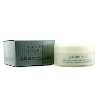 Culti Home Spa Nourishing and Moisturizing Body Cream  200ml/6.66oz