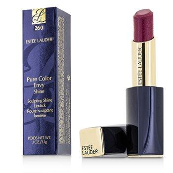 Estee Lauder Pure Color Envy Shine Sculpting Shine Lipstick - #260 Passionate  3.1g/0.1oz