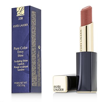 Estee Lauder Pure Color Envy Shine Sculpting Shine Lipstick - #330 Boudoir Baby  3.1g/0.1oz