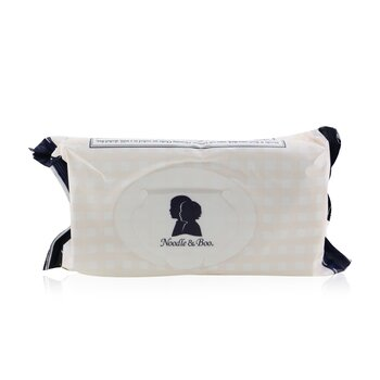 Noodle & Boo Ultimate Cleansing Cloths - For Face, Body & Bottom - 7  72cloths