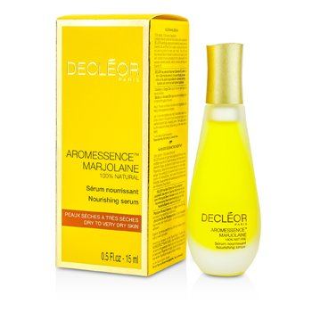Decleor Aromessence Marjolaine Nourishing Serum - Dry to Very Dry Skin  15ml/0.5oz