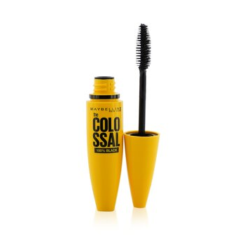 Maybelline Volum' Express The Colossal 100% Black Mascara  10.7ml/0.36oz