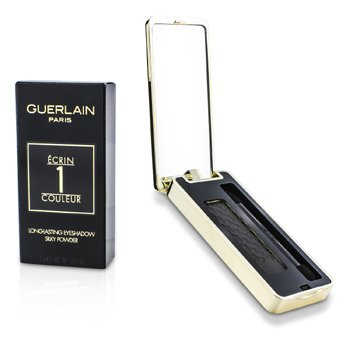 Guerlain Ecrin 1 Couleur Long Lasting Eyeshadow - # 09 Flash Black  2g/0.07oz