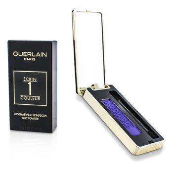 Guerlain Ecrin 1 Couleur Long Lasting Eyeshadow - # 11 Deep Purple  2g/0.07oz