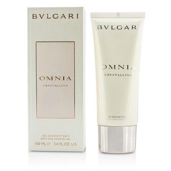 Bvlgari Omnia Crystalline Bath & Shower Gel  100ml/3.4oz