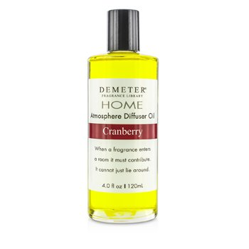 Demeter Atmosphere Diffuser Oil - Cranberry  120ml/4oz