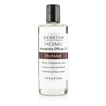 Demeter Atmosphere Diffuser Oil - Humidor  120ml/4oz