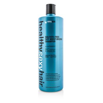 Sexy Hair Concepts Healthy Sexy Hair Sulfate-Free Soy Moisturizing Shampoo  1000ml/33.8oz