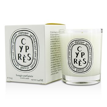 Diptyque Scented Candle - Cypres (Cypress)  70g/2.4oz