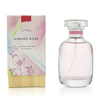 Thymes Kimono Rose Eau De Parfum Spray  50ml/1.75oz