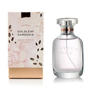 Thymes Goldleaf Gardenia Eau De Parfum Spray  50ml/1.75oz