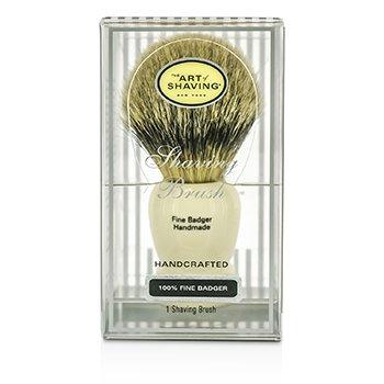 The Art Of Shaving Fine Badger Shaving Brush - Ivory  1pc