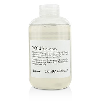 Davines Volu Volume Enhancing Shampoo (For Fine or Limp Hair)  250ml/8.45oz