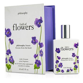 Philosophy Field Of Flowers Violet Blossom Eau De Toilette Spray  60ml/2oz